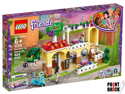 LEGO 41379 FRIENDS Il Ristorante di Heartlake City