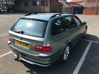 BMW 3 SERIES 2005 2.0L Diesel Manual