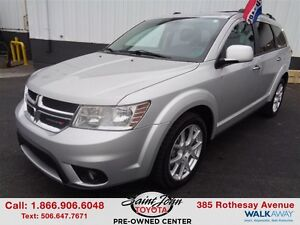 2013 Dodge Journey R/T Rallye $142.43 BI WEEKLY!!!