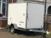 Lider 32920 (Box Van) Trailer