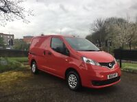 2015 Nissan nv200 1.5 Dci LOW mileage only 13k