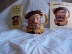 Royal Doulton 'Falstaff' Character Jug D6795