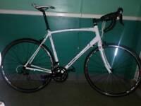 Raleigh ravinio road bike large