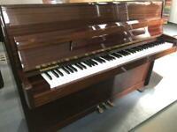 Legnica M100 Small Modern Upright Piano - free delivery - 2yr Warranty