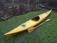 My classic Islander Sea Kayak is for sale