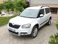 Skoda Yeti Outdoor 1.2 TSI SE Station Wagon DSG 5dr CAT D repaired