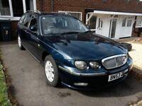 Rover 75 Club SE Estate Diesel Manual 5 speed