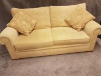 2 & 3 Seater John Lewis sofas in good condition