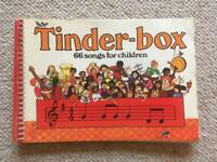 Tinder-box Music Song Book