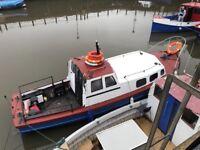 26ft fishing boat good at sea and wonderful river boat