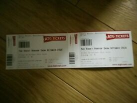 2 Tickets for the rocky horror picture show. manchester friday 28th October 2016 - matinee