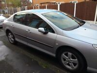 For sale Peugeot 407 HDI, 2007 model, 1.6 Diesel Engine,