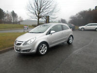 VAUXHALL CORSA 1.2 SXI HATCHBACK NEW SHAPE 2006 ONLY 56K MILES BARGAIN ONLY £1495 *LOOK* PX/DELIVERY