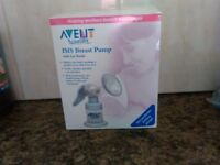 AVENT BREAST PUMP NEW IN BOX