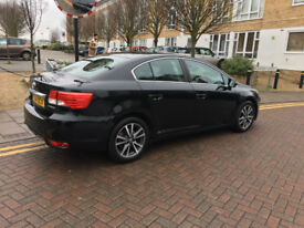 64 REG 2014 TOYOTA AVENSIS AUTO IS 2.2 D4d ICON BUSINES EDITION, ONLY 40K 1 OWNER,