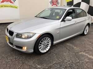 2011 BMW 3 Series 328i xDrive Classic Edition, Leather, Sunroof,