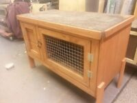 Rabbit or Guineapig hutch in excellent condition