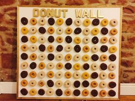 Donut wall to hire