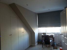 Large double-en suite bedroom in Kensal Rise