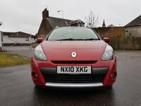 Renault Clio 1.2 TCE Dynamique TomTom 5dr estate 5 door Estate 2010