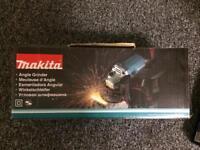 Makita angle grinder (near Ellon) BRAND NEW