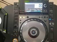 Pioneer CDJ 2000 Nexus plus DJM 850