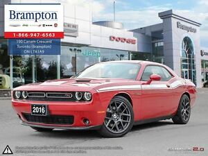2016 Dodge Challenger R/T | COMPANY DEMO | | LEATHER | SUNROOF |