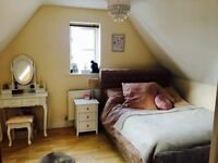 Beautiful double room in two storey apartment