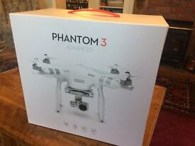 Drone Phantom 3 Advanced Quadcopter