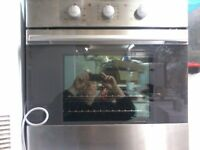 For sale single b/in ovens all in good clean working order with a g.tee A&S 01872 261190