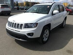2016 Jeep Compass HIGH ALTITUDE-LEATHER HEATED SEATS, SUNROOF