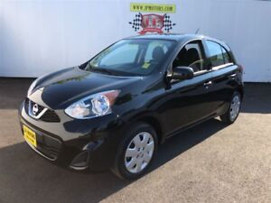 2017 Nissan Micra S, Automatic, Bluetooth, Only 6,000km