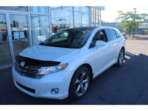 2011 Toyota Venza AWD V6 1 SEUL PROPRIO+CUIR+TOIT PANORAMIC+CAME