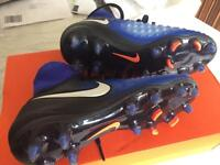 Nike Junior Football Boots Size 4