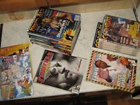 43 Martial Arts Magazines from the 2000's