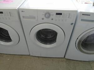 LAVEUSE LG CHARGEMENT FRONTALE*****FRONT LOAD WASHER LG WITH DIRECT DRIVE