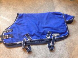 3ft 6 , foal or shetland Turnout rug