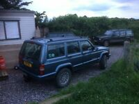 Jeep Cherokee 2.5 Diesel Turbo