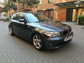 Hi, I am selling MY BMW 1 series auto diesel , Very good Condition.