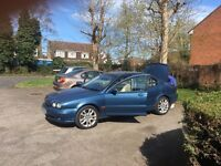 JAGUAR X TYPE 3ltr all wheel drive manual genuine low mileage. Drives really well.