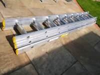 3 section heavy duty ladder