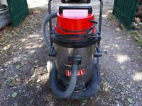 Issa industrial vacuum dust extractor