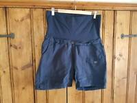 Maternity Shorts and Trousers including Jojo Maman Bebe and Next