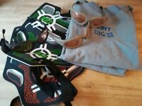 Nerf Armour, Dart Tag vest and safety Glasses