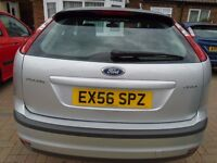 Ford Focus Ghia 1.6 Petrol, good condition inside and out, genuine reason for sale, have newer car