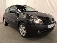 Renault Clio 1.2 Dynamique Billabong 3dr *** Full Years MOT ***