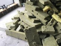 Large quantity Insulation- free'