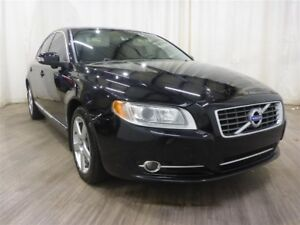 2010 Volvo S80 T6 A SR Leather Bluetooth Sunroof