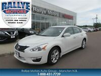2015 Nissan Altima 2.5 SV,$153 Bi- weekly,$5,300 off
