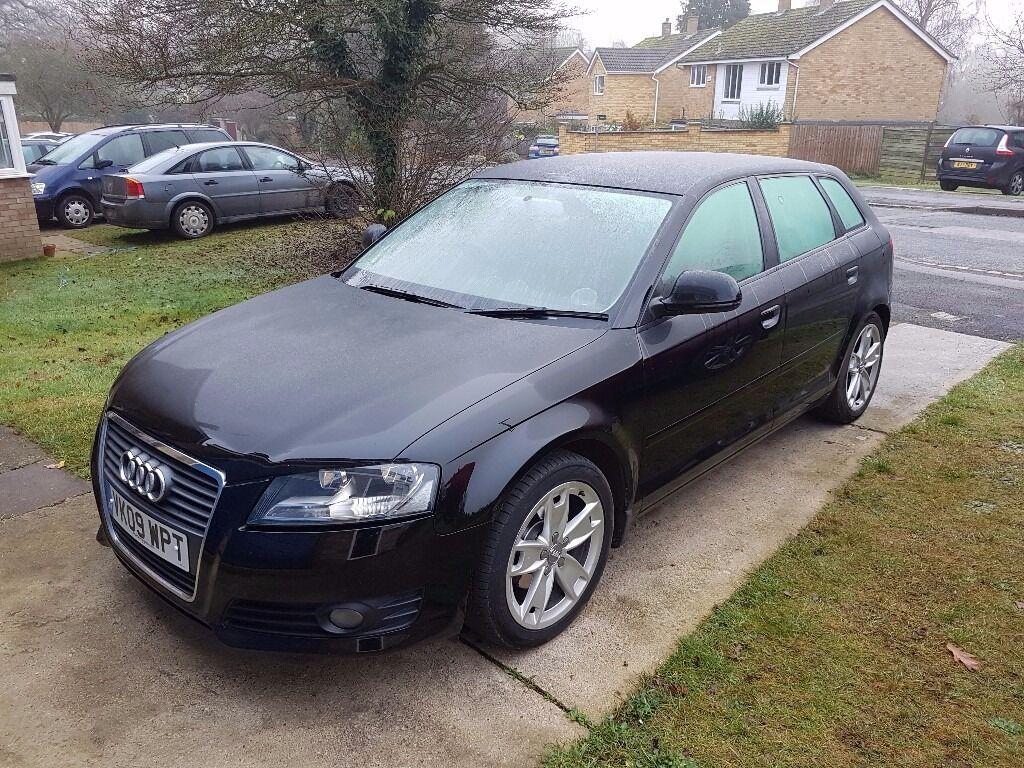 Black Audi A3 for sale | in Abingdon, Oxfordshire | Gumtree